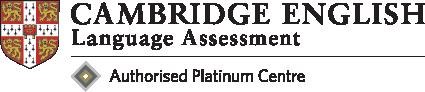 Cambridge English Language Assessment - Authorised Platinum Centre
